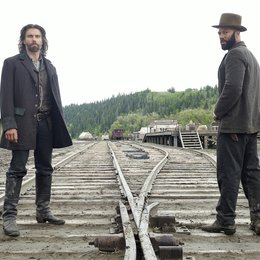 Hell on Wheels - Staffel 03 Poster