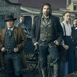 Hell on Wheels - Staffel 04 Poster