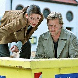 Mit Herz und Handschellen: Todfeinde (Sat.1) / Henning Baum / Elena Uhlig Poster