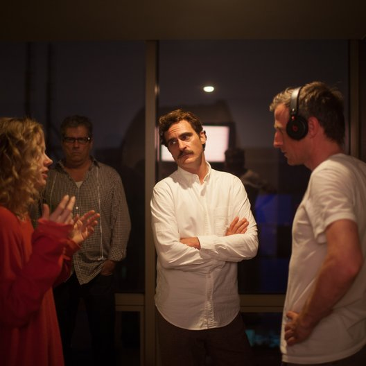 Her / Set / Amy Adams / Joaquin Phoenix / Spike Jonze Poster