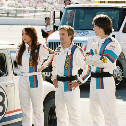 Herbie Fully Loaded / Lindsay Lohan / Breckin Meyer / Justin Long Poster