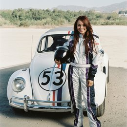 Herbie Fully Loaded / Lindsay Lohan / Ein toller Käfer / Herbie Fully Loaded: Ein toller Käfer startet durch Poster