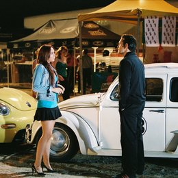 Herbie Fully Loaded / Lindsay Lohan / Matt Dillon Poster