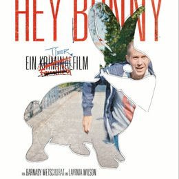 Hey Bunny Poster