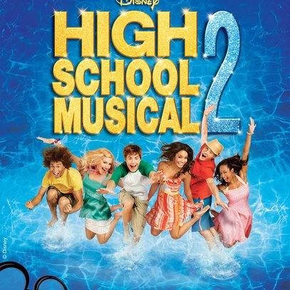 High School Musical 2 / Disney HSM Keyvisual Poster