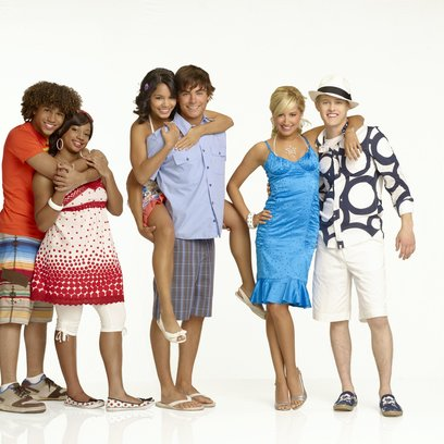 High School Musical 2 / Set Poster