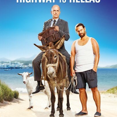 Highway to Hellas Poster