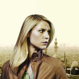 Homeland - Staffel 2 / Homeland - Staffel 1 / Homeland / 2. Staffel / Claire Danes / Homeland (Season 2) Poster