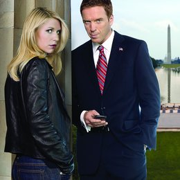 Homeland - Staffel 2 / Homeland - Staffel 1 / Homeland / 2. Staffel / Damian Lewis / Homeland (Season 2) Poster