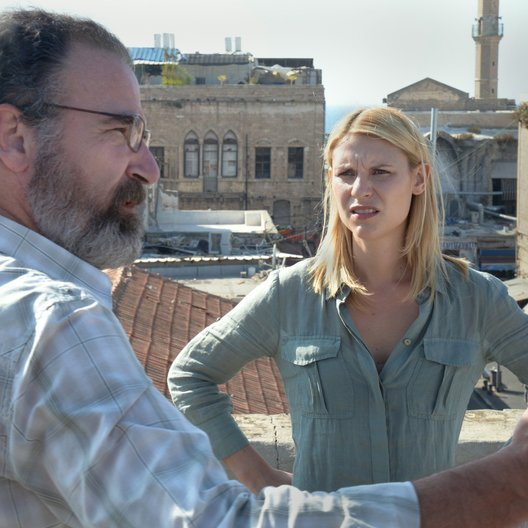 Homeland - Staffel 2 / Homeland - Staffel 1 / Homeland / 2. Staffel / Claire Danes / Mandy Patinkin / Homeland (Season 2) Poster