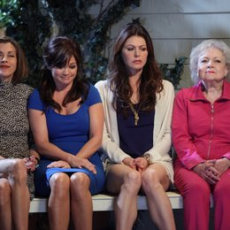 Hot in Cleveland / Hot in Cleveland (1. Staffel, 10 Folgen) / Valerie Bertinelli / Jane Leeves / Wendie Malick / Betty White Poster