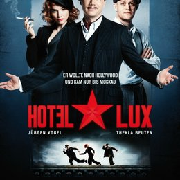 Hotel Lux Poster
