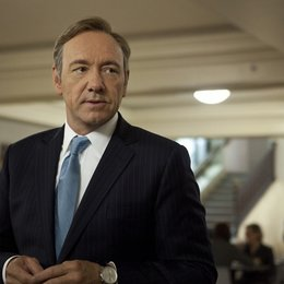 House of Cards / House of Cards (1. Staffel, 13 Folgen) / Kevin Spacey / Lance E. Nichols Poster