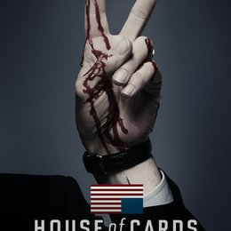 House of Cards / House of Cards (1. Staffel, 13 Folgen) Poster