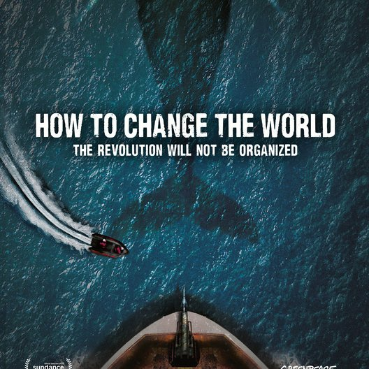 How to Change the World Poster