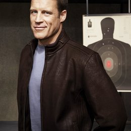 Human Target / Mark Valley Poster