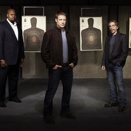 Human Target / Mark Valley / Jackie Earle Haley / Chi McBride Poster
