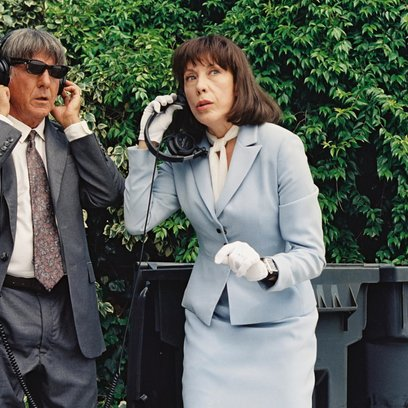 I Heart Huckabees / Dustin Hoffman / Lily Tomlin Poster