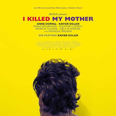 I Killed My Mother / J'ai tué ma mère Poster