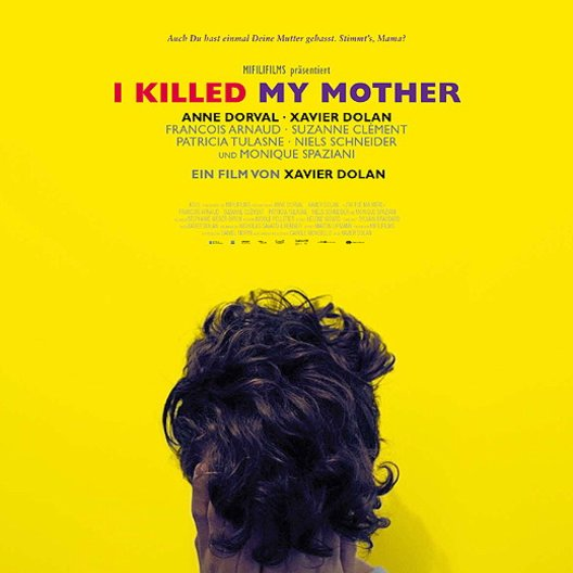 I Killed My Mother / J'ai tué ma mère