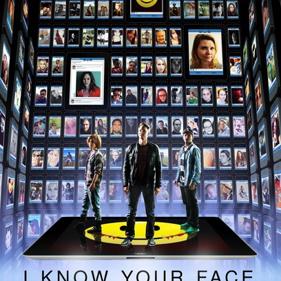 I Know Your Face Poster