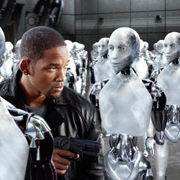 I, Robot / Will Smith Poster