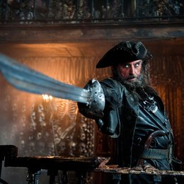 Pirates of the Caribbean - Fremde Gezeiten / Ian McShane Poster