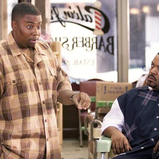 Barbershop 2 / Kenan Thompson / Ice Cube