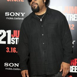 "Ice Cube / Filmpremiere ""21 Jump Street"" Poster"