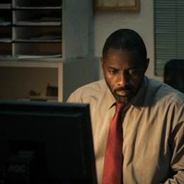 Luther (3. Staffel) / Idris Elba Poster
