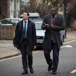 Luther (3. Staffel) / Idris Elba / Warren Brown Poster