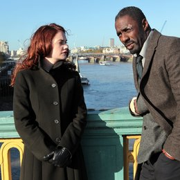 Luther / Idris Elba / Ruth Wilson Poster