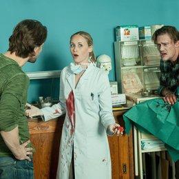 Doc meets Dorf (RTL) / Doc meets Dorf (1. Staffel, 8 Folgen) / Inez Bjørg David / David Bredin Poster