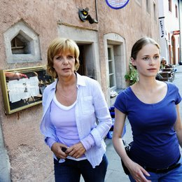Kommissarin Lucas: Am Ende muss Glück sein (ZDF) / Ulrike Kriener / Inez Björg David Poster