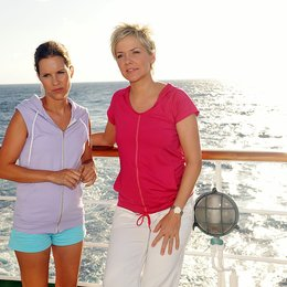 Traumschiff: Panama, Das (ZDF / ORF) / Birthe Wolter / Inka Bause Poster