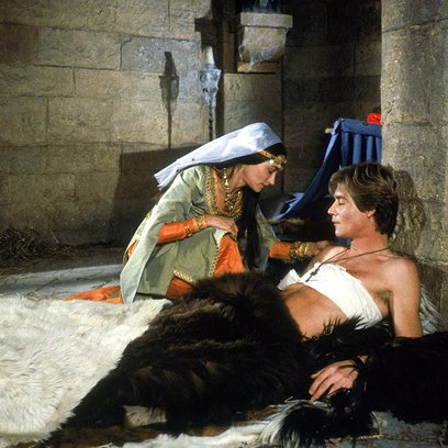 Ivanhoe / Olivia Hussey / Anthony Andrews Poster