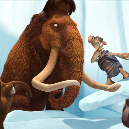 Ice Age 2 - Jetzt taut's /  Manfred Poster