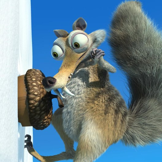 Ice Age 2 - Jetzt taut's /  Scrat Poster