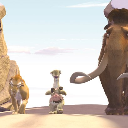 Ice Age / Ice Age / Ice Age 2 - Jetzt taut's Poster