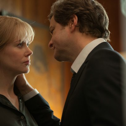 Ich.Darf.Nicht.Schlafen. / Ich.Darf.Nicht.Schlafen / Ich darf nicht schlafen / Nicole Kidman / Colin Firth Poster