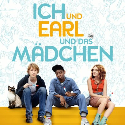 me-and-earl-and-the-dying-girl-18 Poster