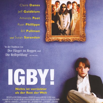 Igby Poster