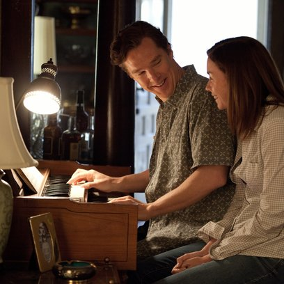 Im August in Osage County / Benedict Cumberbatch / Julianne Nicholson Poster