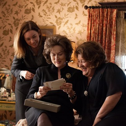 Im August in Osage County / Julianne Nicholson / Meryl Streep / Margo Martindale Poster