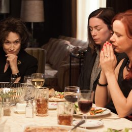 Im August in Osage County / Meryl Streep / Julianne Nicholson / Juliette Lewis Poster