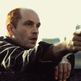In The Line Of Fire - Die zweite Chance / John Malkovich Poster