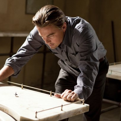 Inception / Leonardo DiCaprio Poster