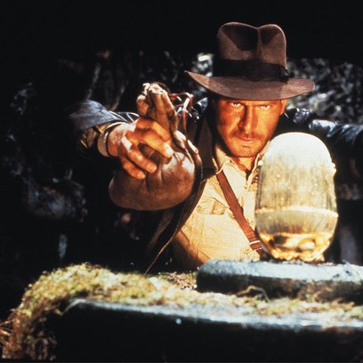 Indiana Jones - Collection / Indy RaiderOfLostArc SF Poster