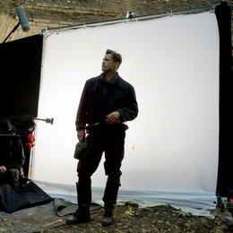 Inglourious Basterds / Set / Brad Pitt