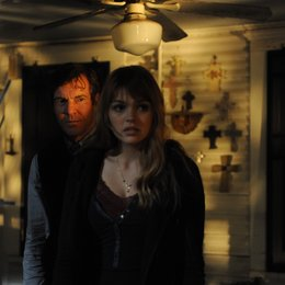 Inside the Darkness - Ruhe in Frieden / Beneath the Darkness / Dennis Quaid / Aimee Teegarden Poster